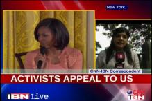 Gurudwara shooting: Michelle Obama to meet victims' relatives
