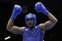 Britain's Joshua wins final boxing gold medal