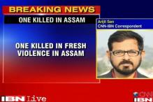 Assam violence: One person killed in Kokrajhar