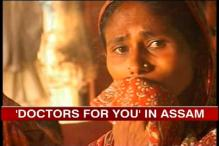 Assam: Young doctors fight death, diseases at camps