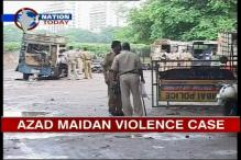 Azad Maidan riot: 3 held found innocent, released