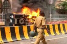 Did retired cop 'invite' rioters to Azad Maidan?