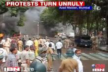 Mumbai live: 2 dead in violence over Assam riots