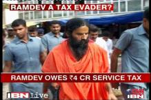 Anti-corruption crusader Ramdev a tax evader?