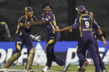 KKR stint behind India recall: Balaji