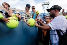 In pics: US Open 2012, Day 1