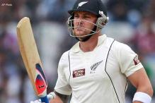 McCullum reprimanded for showing dissent