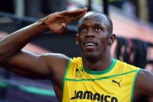 Forget winning 200m title, Bolt tells Blake