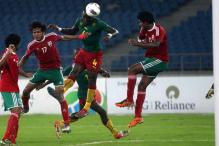 'Cameroon favourites to win the Nehru Cup'