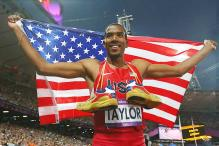 Taylor wins Olympic triple jump gold for US