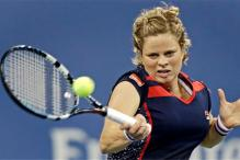 Clijsters stretches US Open winning streak to 22