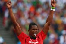 Keshorn Walcott wins Olympic javelin gold