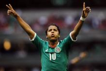 London 2012 Football: Dos Santos to miss final