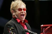 Elton John fears son will have difficult childhood