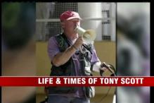 A tribute to Hollywood director Tony Scott