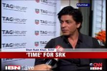 Shah Rukh Khan talks about the business of cinema