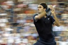 Red hot Federer wins in a breeze at US Open