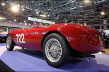 World's oldest Ferrari, worth $ 8 mn, unveiled