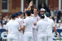 3rd Test: England reduce SA to 262-7 on day 1