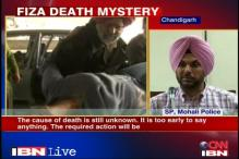 Cause of Fiza's death still unknown: Mohali Police