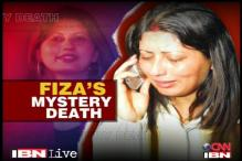 Fiza's death a tragic end to a controversial love story