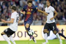 Barcelona beat United in pre-season friendly