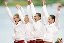 Olympics: Hungary win gold in K-4 500m sprint