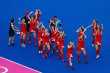 Britain overcome NZ for women's hockey bronze
