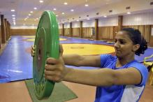 Wrestler Geeta bows out of the London Games