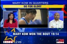 Go for Glory: Mary Kom's experience helped her