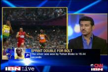 Go for Glory: Sprint double for Usain Bolt