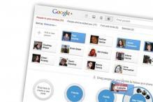 Google+ offers custom URLs for verified accounts