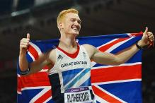 Olympics: Rutherford wins long jump gold