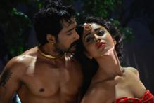 Kannada film 'Chandra': Shriya Saran's intense 'Kalari' martial arts
