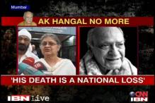 'Youth should take inspiration from AK Hangal's life'