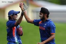 U-19 WC: India beat Afghanistan in warm-up