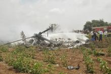 9 dead as 2 IAF MI-17 choppers collide mid-air