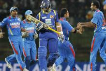 SL v India, one-off T20: As it happened