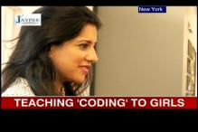 Indian American bridges gender gap in the tech world