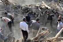 Iran government criticised over earthquake response