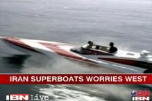 West fears Iran's superboats can attack warships