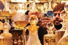 Bangalore falls for attar during Ramzan