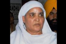 Former Punjab minister Jagir Kaur out on parole