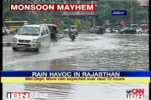 Rain wreaks havoc in Rajasthan, 36 dead