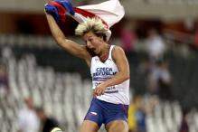Barbora Spotakova defends javelin Olympic gold