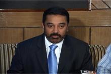 Video: Kamal launches Mandolin Rajesh's Album