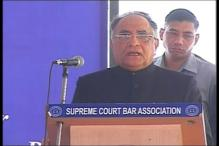 Respect judicial independence, CJI tells govt