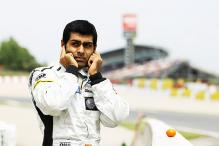Karun Chandhok finishes seventh at Silverstone