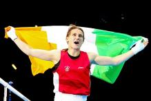 Olympics: Katie claims lightweight boxing gold