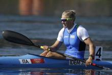 Italian kayaker Idem retires after 8 Olympics